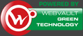 Webvault uses Green Carbon Conscious Technology